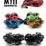 Wellgo MTB Colourfull Cleat