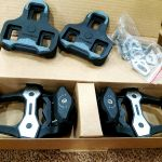 Zeray 110s  Carbon Pedal LOOK KEO SPD clipless rb cycling cleat