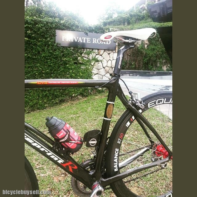Proton T-Sprint R Carbon Road Bike (Used) Complete Bike (FOR SELL)