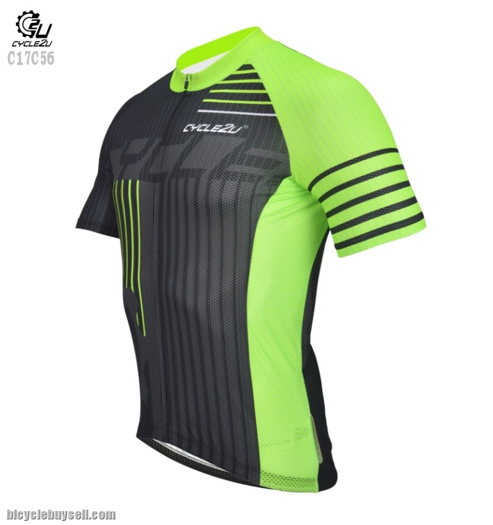 887b73afe CYCLE2U Professional Man  s Shorts Sleeve Cycling Jersey