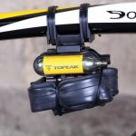 Topeak Airbooster Extreme / Co2 Pump With Bracket -- free courier