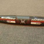 Mosso 3D Forged Carbon Alloy Flat Handlebar 600mm