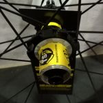 Mavic Crossride with tires (2020) tubeless ready