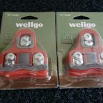 Wellgo RC7 Road Cleat Compatible With LOOK Keo