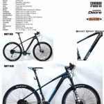 "27.5"" TRS MISSILE Carbon Framed MTB Mountain Bike Bicycle (30 speed, Hydraulic Disc Brakes)"