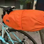 Saddle Bag For Touring Some Say Can Fit Mini Dog Inside (condition prefer)