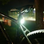 Smart Bicycle Tail Light USB Charging