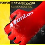 ORIGINAL MONTON Cycling Glove TT Fluo (2016)
