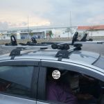 Bicycle Carrier Upgraded Version Car Roof Rack Universal (Stock available in April)
