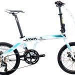 "Java Fit 18S 20"" Foldie Folable Bike 11kg"