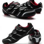 TIEBAO TB36-B1428 Road Cycling Shoes for Cross-country
