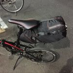 OGNS NS101 Touring Saddle Bag