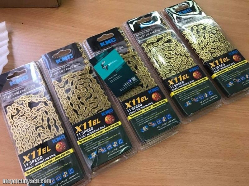For Sale Original Packing Kmc X11el X10el Bicycle Chain