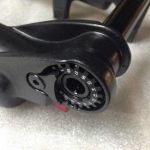 Fox Fork 15mm Axle Kabolt Design ( Fox Fork Use Only ) 15mm Axle @ free pos