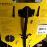 Topeak Joe Blow Max HP 160psi Floor Pump For Road&MTB (free pos w.m.)
