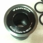 Token BB 386 Convert Shimano Spindle 24mm @ free pos