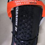 maxxis crossmark II 27.5*2.25 tubeless ready n exo Last pcs clearanCe
