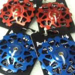 Quikour Ceramic Oversize Jockey Wheel 15T | Road/MTB | 8-11speed Compatible @ free pos