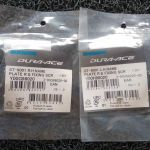 Shimano Dura Ace ST-9001 Flight Deck Plate (1 Pair)