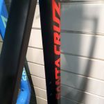 "Santa Cruz Highball CC 27.5"" Black / Red L"