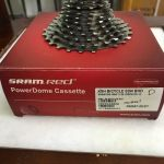 Sram Red cassettes 10sp