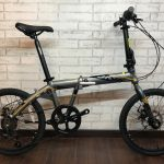JAVA ITALY TT2 7 SPEED folding bike bicycle 12KG