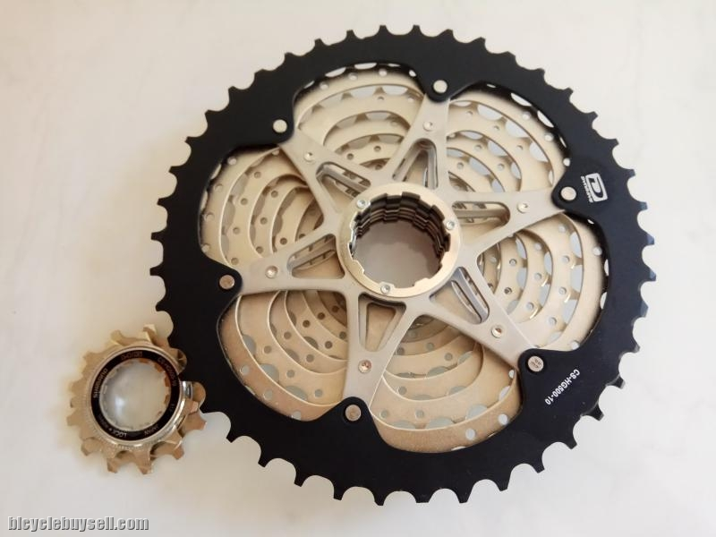 e7c8a3b85f5 Shimano Deore CS-HG500 11-42T 10 Speed Cassette