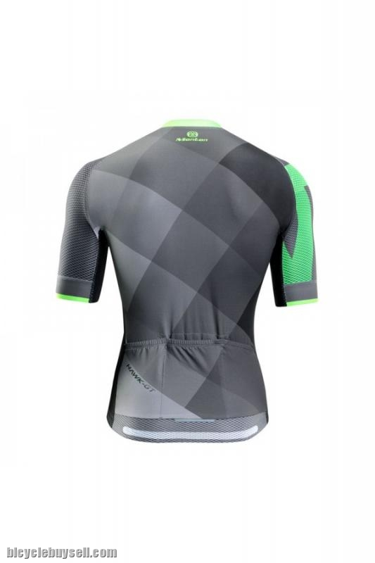 62cf5b61c Monton Bike Jersey Men PRO ARG Verdant Green Blue bib set