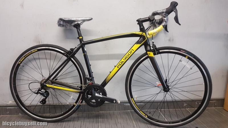 2017 Polygon Stratos S3 700c Road Bike Sora 18sp 10kg