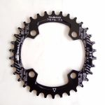 Snail 96BCD 32/34T Narrow-wide Single Speed ChainRing