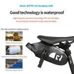 Full Waterproof Series Saddle Bag Bicycle Tail Bag Ultralight Cycling Bag