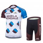 Pro Team AG2R Cycling Jersey Bicycle Clothing Short Sleeve set