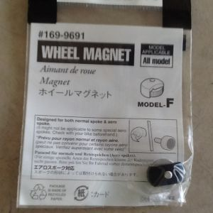 Cateye Wheel Meter Magnet For All Model Compatible - Japan -- free courier