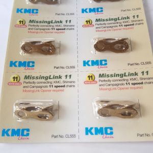 KMC GOLD 11 Speed Missing Link