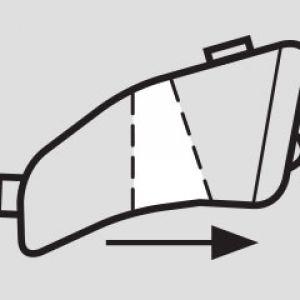 Topeak Aero Wedge Pack Saddle Bag - bike-components