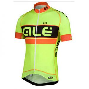 ALE italy design tour de france Team shot sleeve jersey with Bib XS- XXXXL