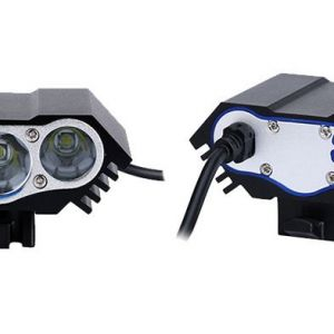 Natfire X3 T6 LED Front Lights 3600 Lumen 8800mAH