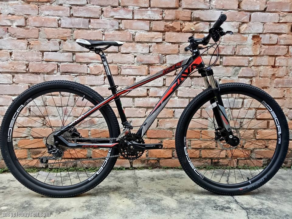 29er JAVA Vision MTB (Deore 30Speed)
