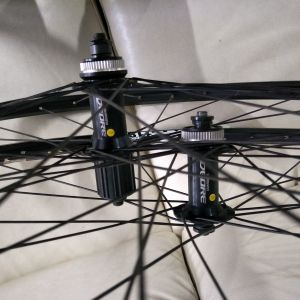 Mavic xm119 - deore hubset wheelset 26er - clearance sale Last unit at RM399 only!!!