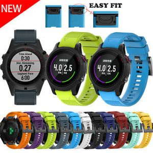 GARMIN FENIX 3HR / 5 / 5X SILICON OEM QUICK FIT BAND (FREE POS)