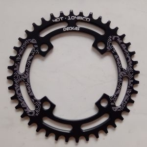Deckas BCD104 40/42T MTB Single Speed Chain
