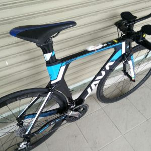 JAVA SCIA TT BIKE - Full Carbon Frame Set & Sram Rival 11 speed