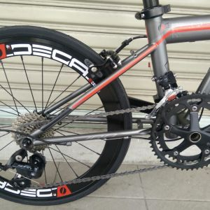 "JAVA IRA -  18speed - chromoly frame & carbon fork ""OFFER"""