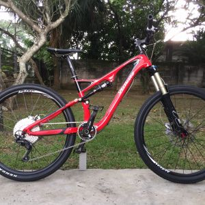 2012 Specialized Stumpjumper Carbon