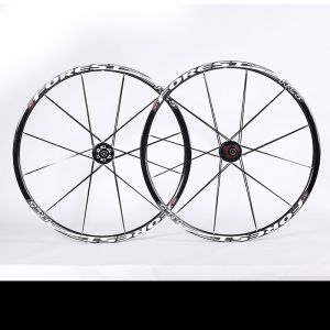 RT ST6 MTB XC 26 27.5 aluminum wheelset Crankbrother (6 colors)