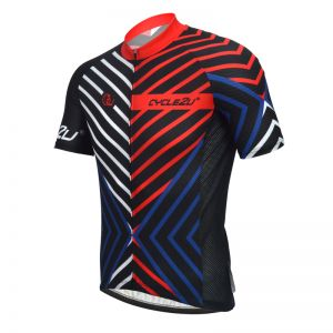 Cycle2u Close-fitting Man Jersey