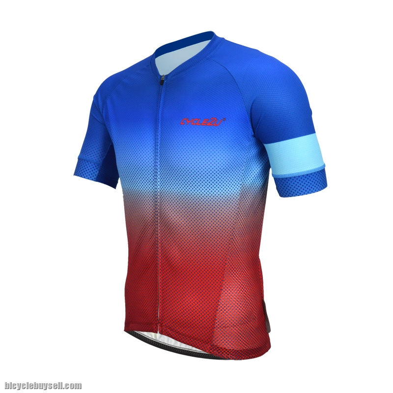 09d5a9406 CYCLE2U Professional Man s Shorts Sleeve Cycling Jersey