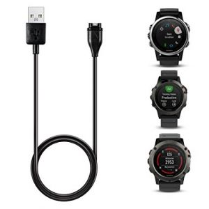 GARMIN FENIX 5S/5/5X FORERUNNER 935 USB CHARGING CABLE (FREE POS)