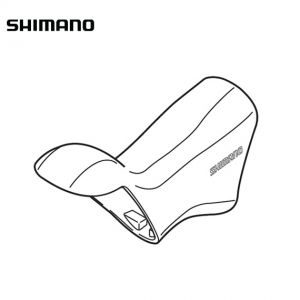 SHIMANO TIAGRA 4600 10SPEED RUBBER REPLACEMENT STI SHIFTER COVER HOOD (FREE POS)