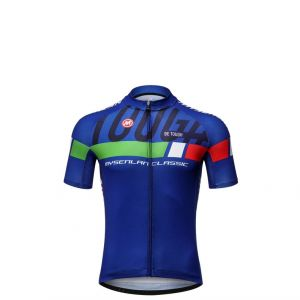 Original MYSENLAN Summer Man SS Cycling Jersey - VALIANT
